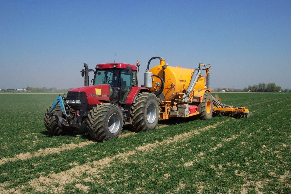 Vervoer agrarische producten